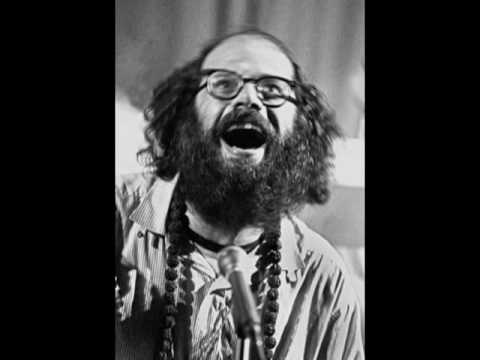 "Allen Ginsberg - ""First Party At Ken Kesey's With Hell's Angels"""