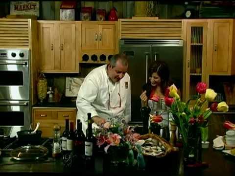 The Chef's Kitchen-Swordfish Siciliana
