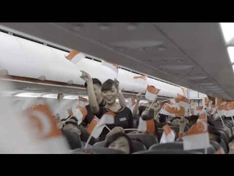 Jetstar goes Singlish, really!