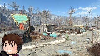 Fallout 4's Hidden Treasures - Fiddler's Green Trailer Estates