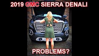 2019 GMC Denali Sierra 1500 LONG TERM Review, An Owners Perspective 4K