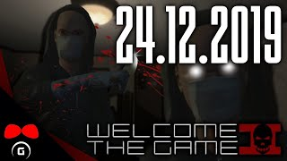 Welcome to the Game II | #1 | 24.12.2019 | Agraelus | 1080p60 | PC | CZ