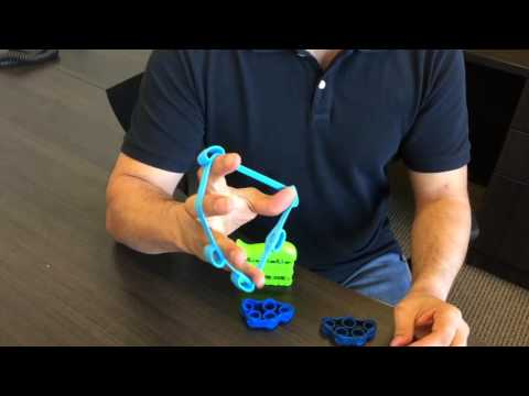 Overview Of Hand Exerciser Wizard