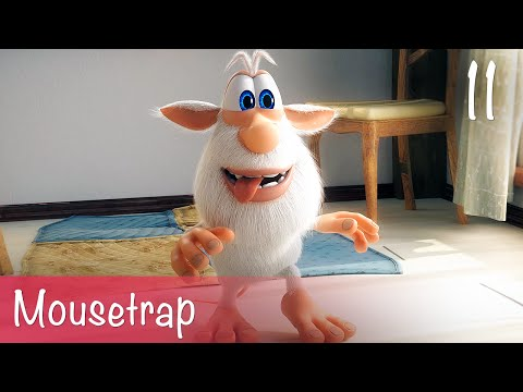 Booba - Mousetrap - Episode 11 - Буба - Cartoon for kids thumbnail