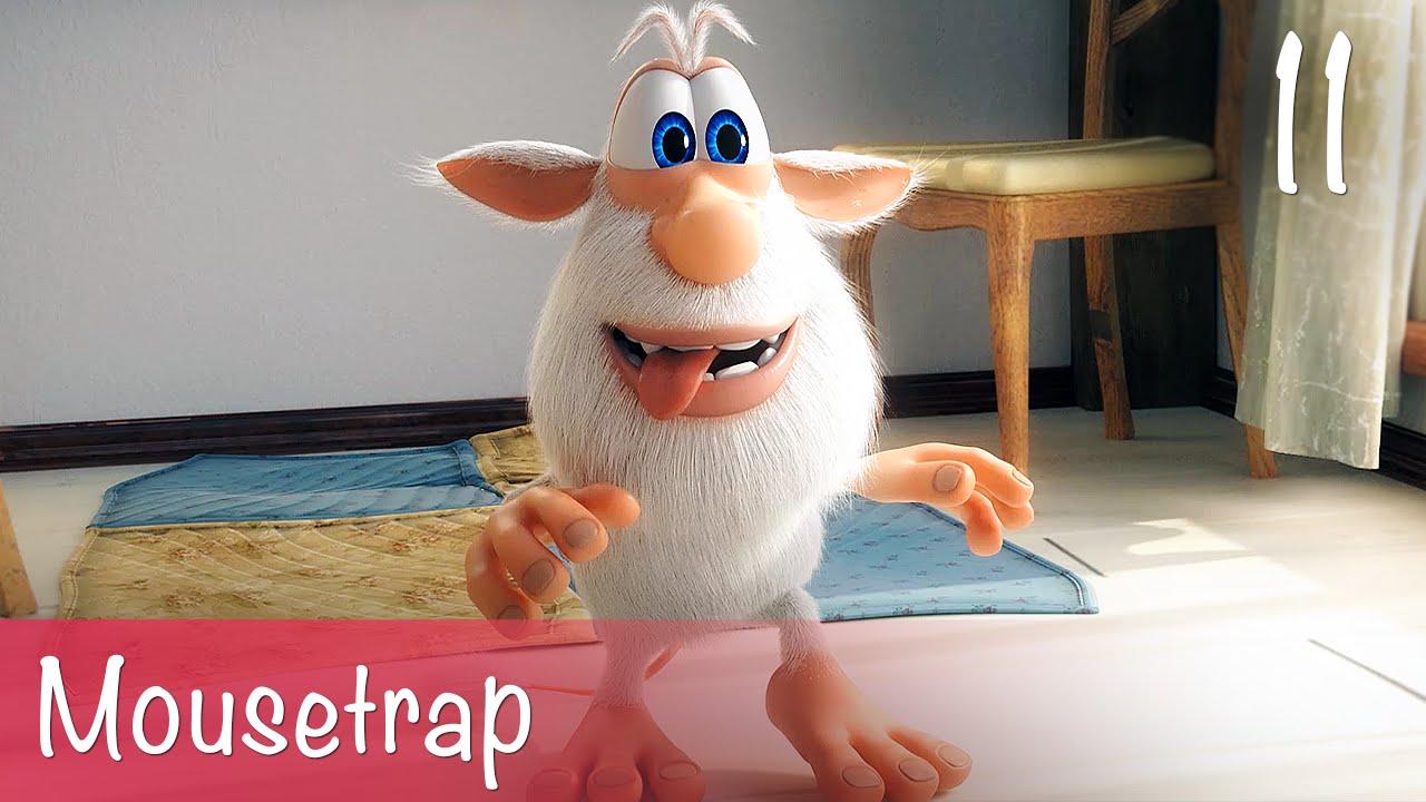 Booba Mousetrap Episode 11 Cartoon For Kids Youtube
