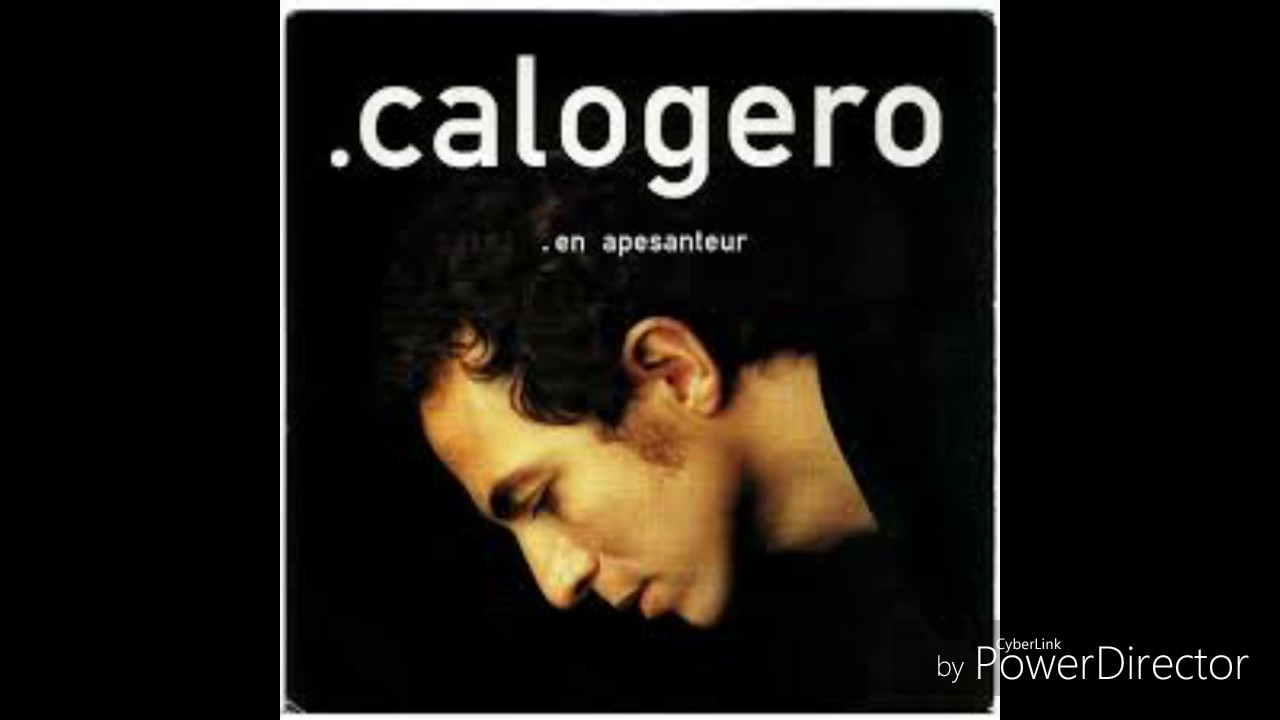 calogero en apesanteur mp3