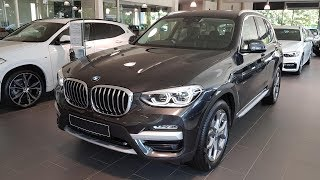 2018 BMW X3 xDrive20d Modell xLine | -[BMW.view]-