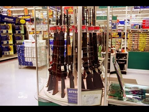 Walmart Sells Out of Guns, Bans 'Dangerous' Products