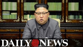 North Korea vows to unleash 'unimaginable' nuclear strike on U S thumbnail