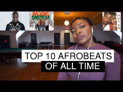TOP 10 AFRICAN SONGS of ALL TIME
