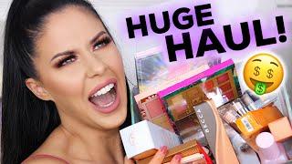 HUGE BEAUTY HAUL!! | NEW RELEASES FROM SEPHORA, ULTA & DRUGSTORE!!! thumbnail