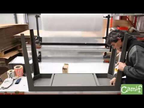 Matiere Grise, fabricant français de meubles design à la Camif