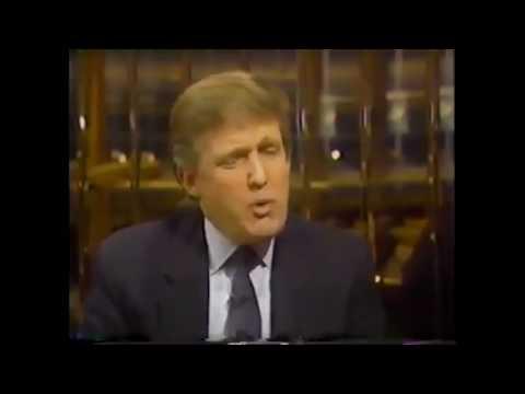 Trump 80's Interview, Helping Inner Cities