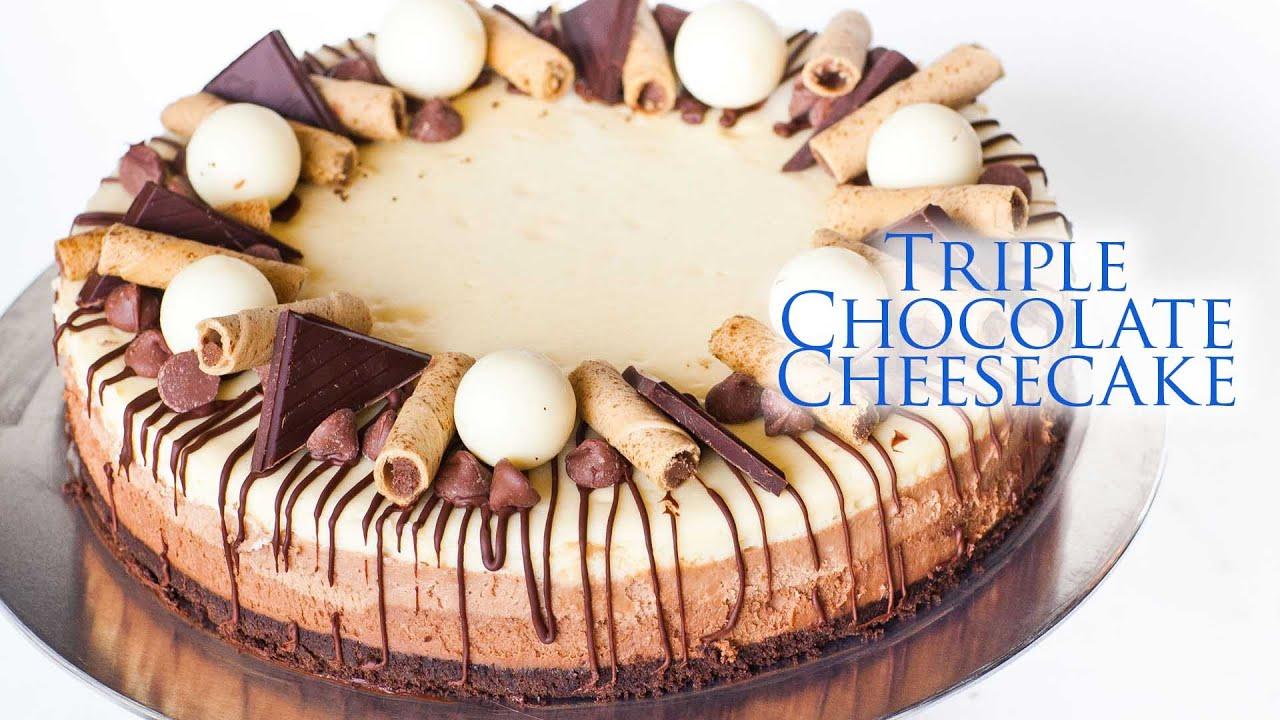 Wedding Chocolate Cheese Cake