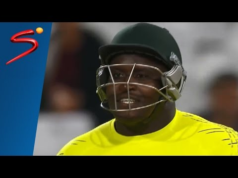 Trevor Nyakane batting masterclass - Nelson Mandela Legacy Cup
