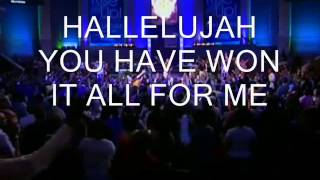 Newbirth : Hallelujah, You have won the victory w/ lyrics