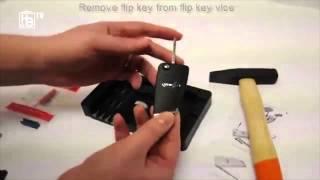 Sklopné klíče FLIP Silca