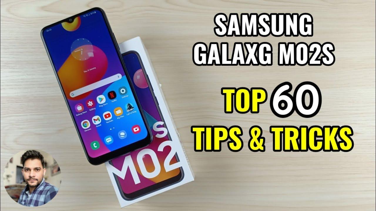 Download Samsung Galaxy M02S : Top 60 Tips & Tricks   Hidden Features