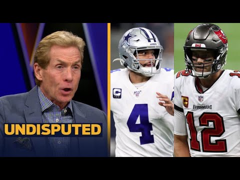 """Download UNDISPUTED   Skip Bayless """"Oh, no...Oh, no"""" Cowboys open at the Bucs on Thursday night"""