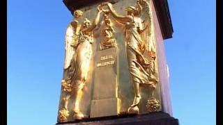 Нижегородский кремль. Обелиск Минину и Пожарскому(, 2015-07-19T16:59:18.000Z)