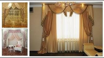 Luxury Valance Curtain Style Ideas 2019-20