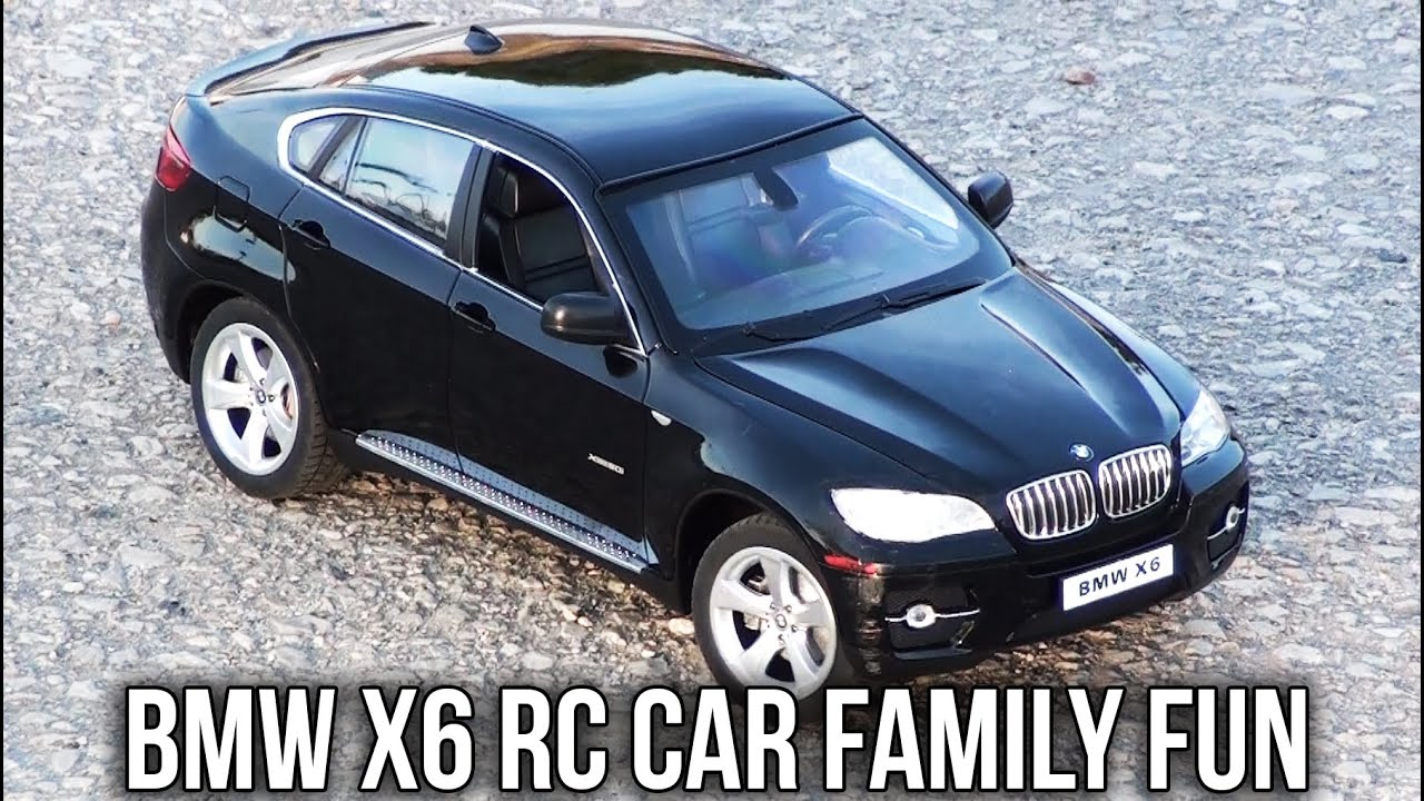 Bmw X6 Rc Car 1 14 Scale Remote Control Toy For Kids Toy