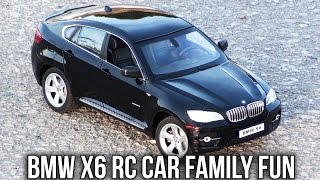 BMW X6 RC Car 1:14 Scale Remote Control Toy for Kids | Toy Station