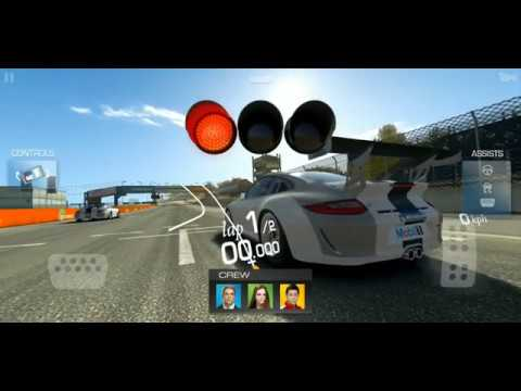 Real Racing 3 EAST/WEST Throwdown Race 4 Laguna Seca In Porsche 911 GT3 Cup