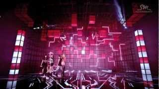 F(x) - Electric Shock MV & Lyrics