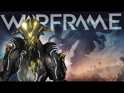 Warframe | The Plains Of Eidolon - Open World Update | Warframe Gameplay Highlights