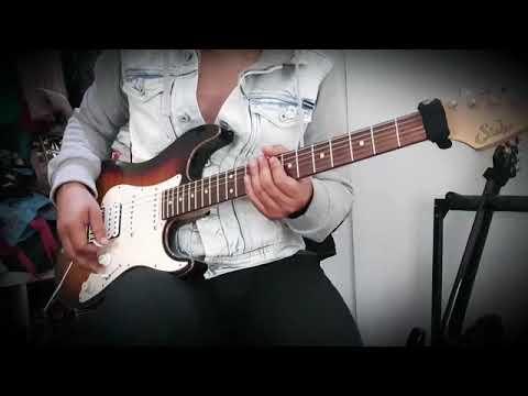 Kekasih Awal Dan Akhir Dan Memburu Rindu Gitar Solo Cover