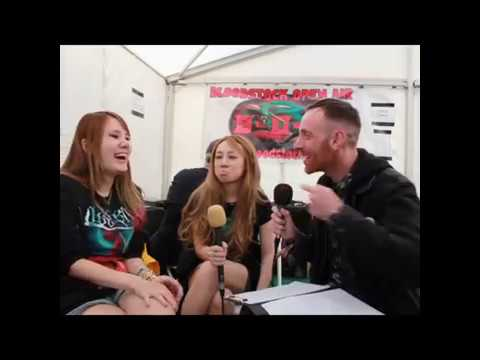 LOVEBITES Interview @ Bloodstock Open Air 2018 Mp3