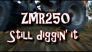 ZMR250- Still diggin