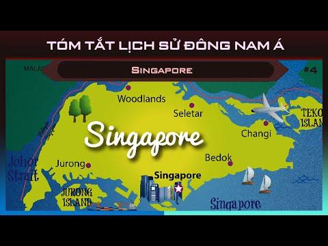 Tóm tắt nhanh lịch sử hình thành đất nước Singapore    Lịch sử Đông Nam Á #4   Dã Sử Truyện