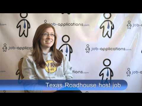 Texas Roadhouse Interview – Hostess