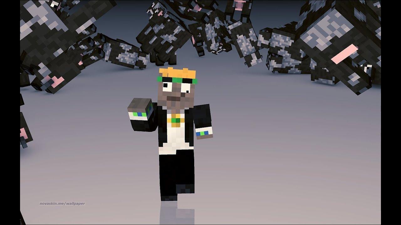 Minecraft X-Run #1- *Random Banging*