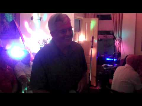 Curly Cols Karaoke Music Show - Presents - Johnny M - You You You.MP4