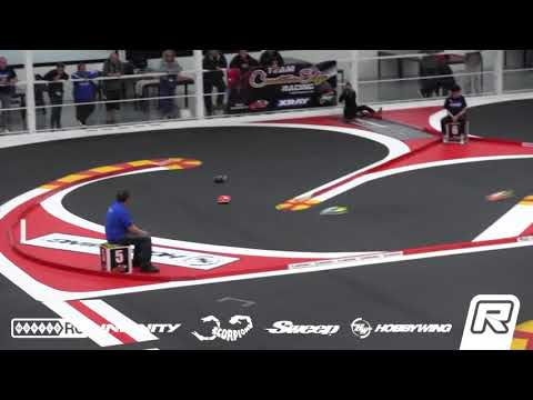 2018 IFMAR ISTC World Championships - A-main Leg 1