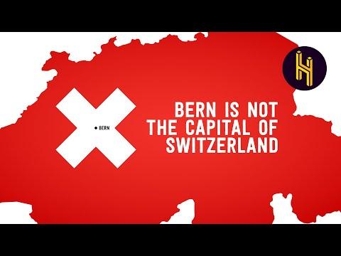 Why Switzerland Has No Capital City