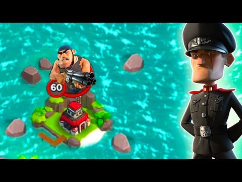Boom Beach PRIVATE BULLIT VS IMITATION GAME!!