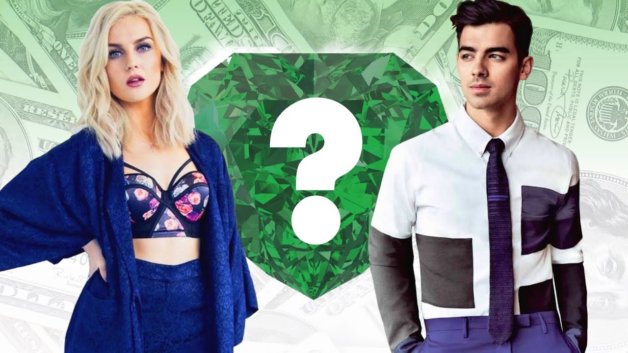 Who s richer perrie edwards or joe jonas net worth revealed