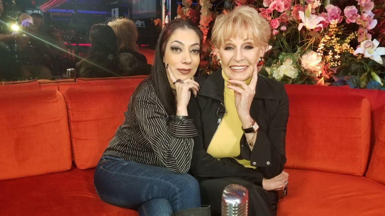 Psychic Monica Spirit Queen on Vegas Live with Ninon