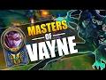 MASTERS OF VAYNE | INSANE 1V5 PENTAKILLS MONTAGE | League of Legends