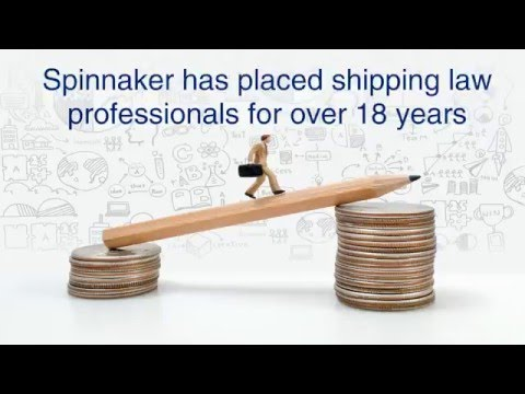 Maritime law jobs from Spinnaker Global