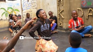 First Day of Staying Home - Masaka Kids Africana || #StayHome & Dance With Us || Video 1