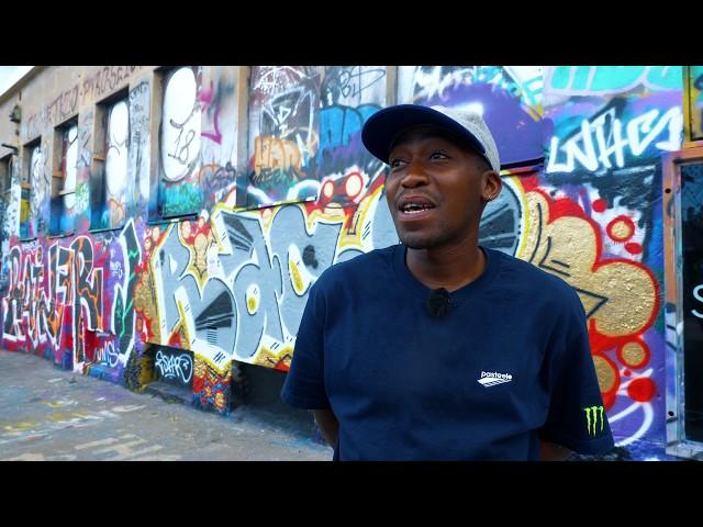 Interview: Dlamini Dlamini - #HelRide 2019