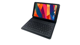 "Azpen 10.1"" 32GB Android Tablet w/Keyboard Case   500MB ..."