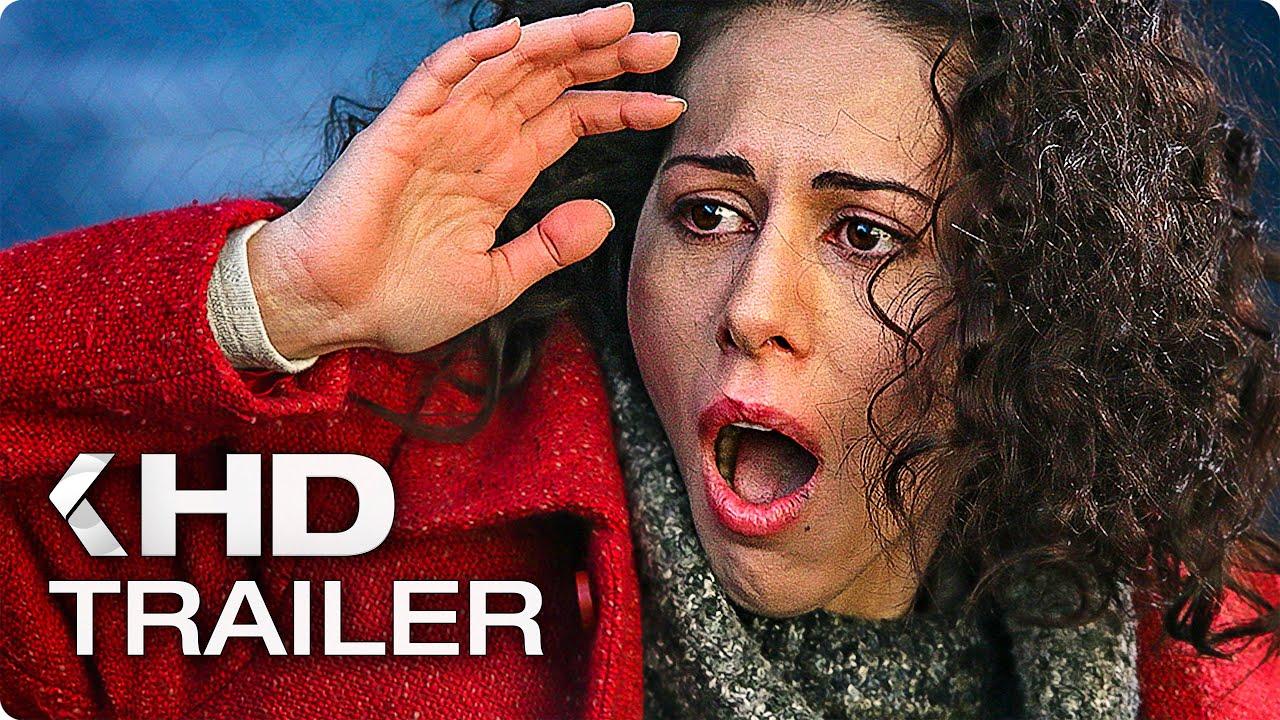 EARTHQUAKE Trailer German Deutsch (2018)