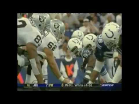 Highlights Of The 2004 Oakland Raiders