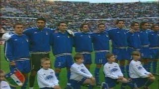 Highlights: Finlandia-Italia 0-2 (11 giugno 2003)